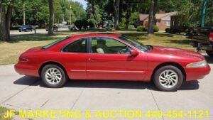 1997 Lincoln Mark VIII 32V Intech V8